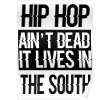 Hip Hop ain't dead  Poster
