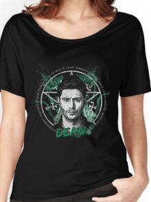 Dean Supernatural Women's Relaxed Fit T-Shirt