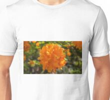 Orange Azalea Unisex T-Shirt