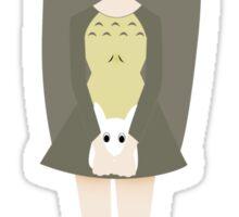 Totogirl Sticker