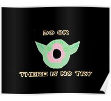 Do or Donut there is no try 3 Poster