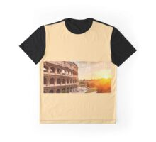 Rome, love! Graphic T-Shirt