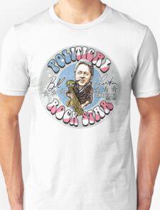 Bill Clinton Political Rock Star T-Shirt