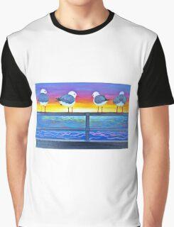 Beer oclock Graphic T-Shirt