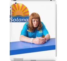 BENIDORM CULT BRITISH TV iPad Case/Skin