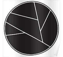 Geometric Circle 1 Poster
