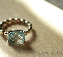 A ring on my finger by fruitcake