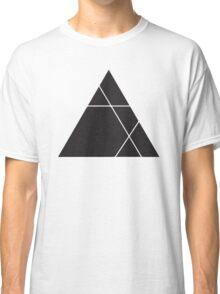 Geometric Triangle 1 Classic T-Shirt