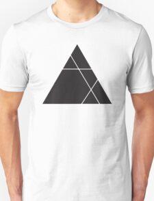 Geometric Triangle 1 Unisex T-Shirt