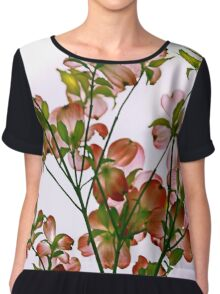 Dogwood Festival Chiffon Top