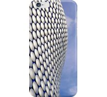 Bull Ring in Blue iPhone Case/Skin