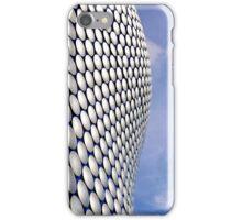 Bull Ring in Blue iPhone Case/Skin