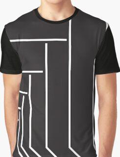 Geometric Rectangle 1 Graphic T-Shirt