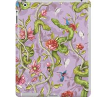 Morning Song - lavender iPad Case/Skin