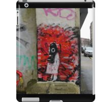 cool graffiti iPad Case/Skin