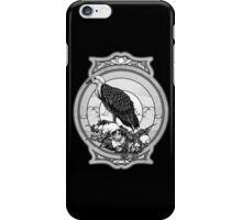 eagle skull iPhone Case/Skin