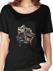 Von Miller Dab on Em Women's Relaxed Fit T-Shirt