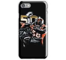 Von Miller Dab on Em iPhone Case/Skin