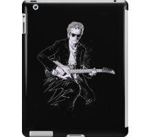 The Twelfth Doctor Dr. Who Quote iPad Case/Skin