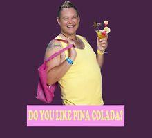 KEITH HAIRDRESSER BENIDORM PINA COLADA CULT BRITISH TV TONY MAUDSLEY Unisex T-Shirt