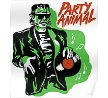Party animal Poster