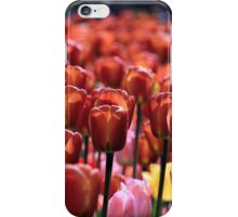 Among the Tulips iPhone Case/Skin