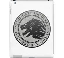 Syndicate Original Lion Merch iPad Case/Skin