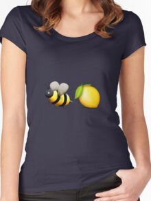 BEY LEMONADE Women's Fitted Scoop T-Shirt