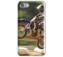 Motocross de Bitche iPhone Case/Skin
