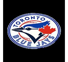 blue jays logo Photographic Print
