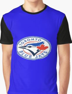blue jays logo Graphic T-Shirt
