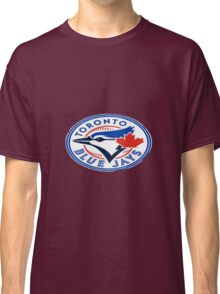 blue jays logo Classic T-Shirt