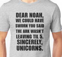 dear noah Unisex T-Shirt