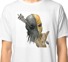 Deathstroke Mask - Arrow Classic T-Shirt