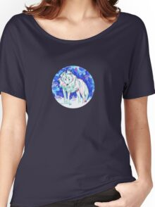 Arctic wolf drawing - 2011 Women's Relaxed Fit T-Shirt