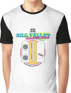 Hill Valley Hoverboards Graphic T-Shirt