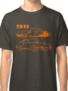 retro 911 Classic T-Shirt