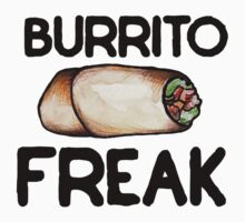 Burrito FREAK One Piece - Short Sleeve