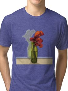 Calla Lilies in Bloom Tri-blend T-Shirt