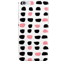 Dry Brush Stroke  iPhone Case/Skin