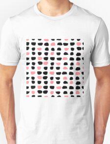 Dry Brush Stroke  Unisex T-Shirt