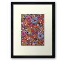 The Wild Side - Autumn Framed Print