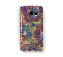 The Wild Side - Cool tones Samsung Galaxy Case/Skin