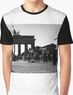 Berlin meets Darth Vader...and a trooper... Graphic T-Shirt