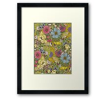 The Wild Side - Spring Framed Print