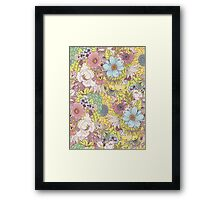 The Wild Side - Summer Framed Print