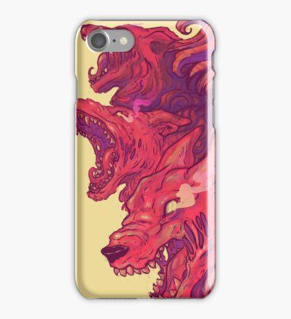 Pastel Cerberus iPhone Case/Skin