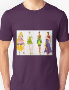 Fairytale Couture 2 Unisex T-Shirt