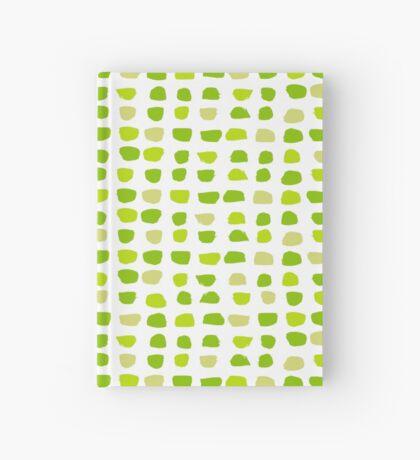 Textured Brush Stroke Hardcover Journal