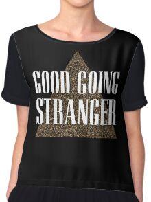 Good Going Stranger Women's Chiffon Top